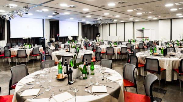 La sala - Corso Como 52 Restaurant, Limbiate