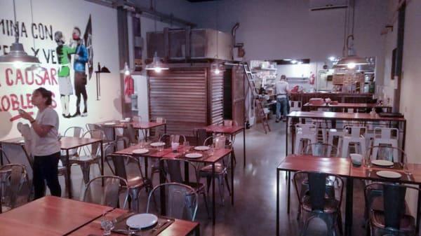vista de la sala - Suipacha Cocina, Haedo