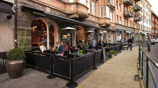 Terrace - Rebell, Malmö