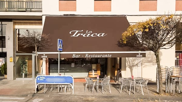 Fachada - La Traca, Pamplona