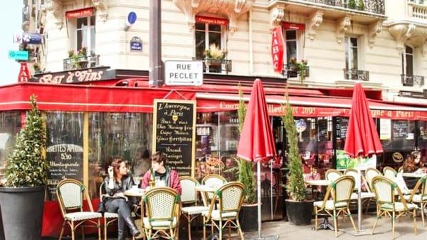 Entrée - L'Auvergne à Paris, Paris