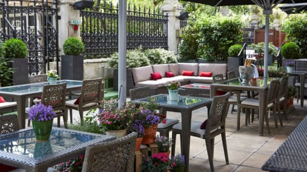 Terrace - The Terrace at The Royal Horseguards, London