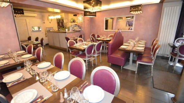 salle - Solemar, Paris