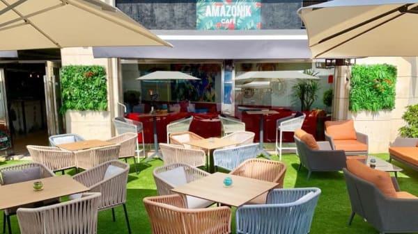 Amazonik Café, Marbella