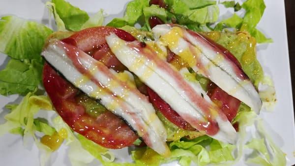 Sugerencia del chef - Taberna a lo Emilio, Adra