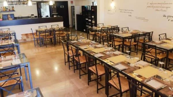 Sala - Uniko ristorante braceria, Latina