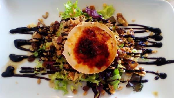 Sugerencia de plato - La Taverna, Castellgali