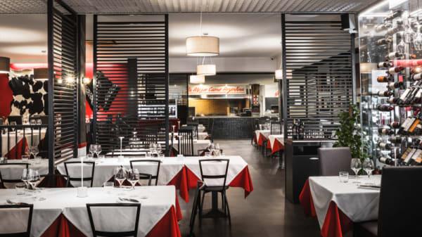Vista della sala - GUAPO - Ristorante Carne Argentina, Verona