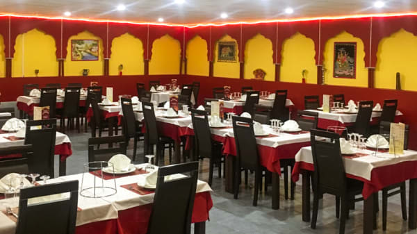 Het restaurant - Maharaja, Beauvais