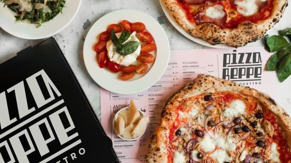 Specialiteit van de chef - Pizza Beppe Amsterdam Oost, Amsterdam