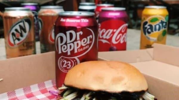 Burger - The Oxford Tavern, Petersham (NSW)