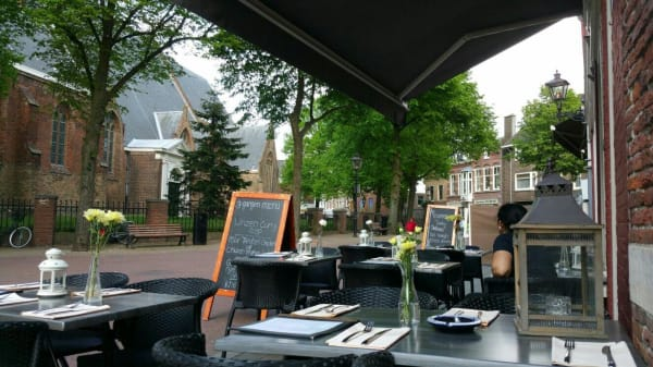Restaurant the Clay Oven, Rijswijk