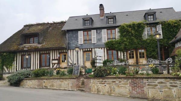 Entrée - Restaurant de la Galerie, Le Mesnil-sur-Blangy