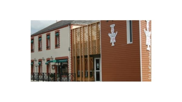Devanture - Le Colvert Chez Ptit Père, Fresnay-en-Retz