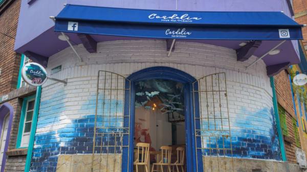 Entrada a la joya del océano - Cordelia (Joya del Océano), Bogotá