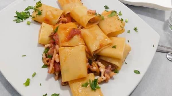 Suggerimento dello chef - Trinchillo, Lusciano