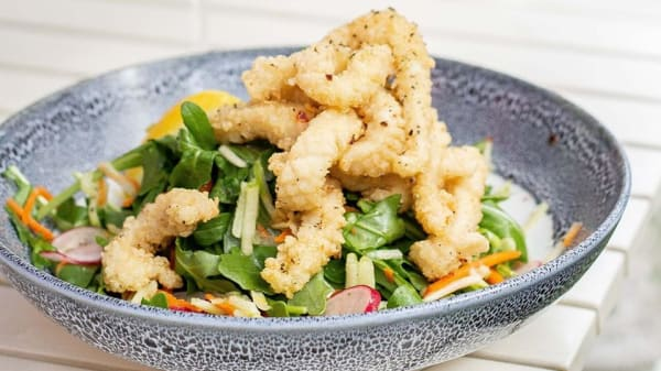 Calamari Salad - Fergus, Malvern East (VIC)