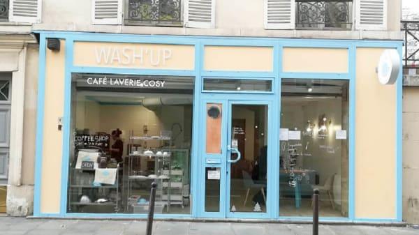 Entratta - Wash'Up, Paris