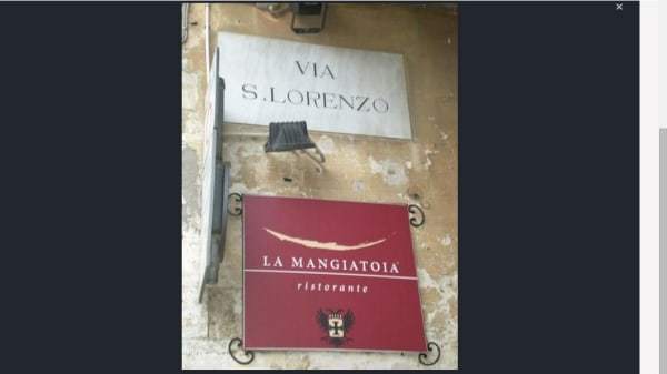 Ristorante La Mangiatoia - La Mangiatoia, Todi