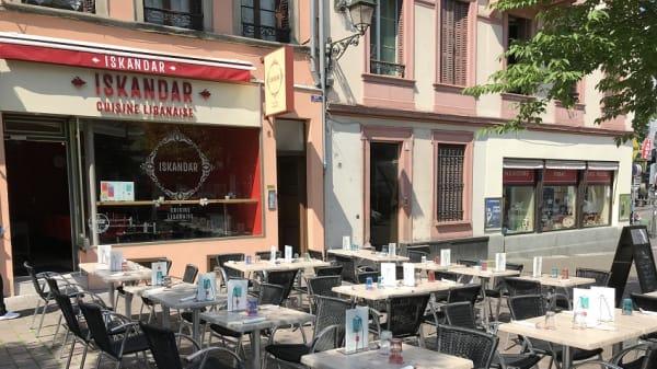 restau - Iskandar, Strasbourg