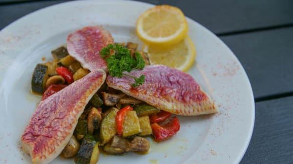 poisson - Resto Novo - Carquefou, Carquefou
