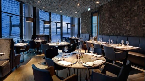 Restaurant - SKYlounge Pi (by Fletcher), Ámsterdam