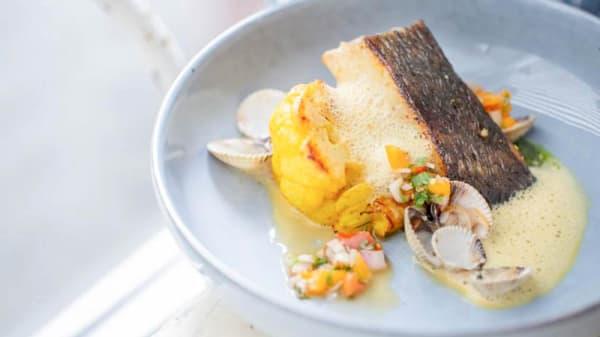 notre saumon delice... - Ma Tartine dans ta Cuisine, Paris