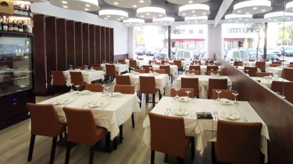 Vista da sala - SR Restaurante Garrafeira, Loures