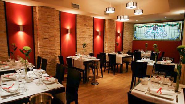 Vista sala - Apolo Café & Restaurante, Madrid