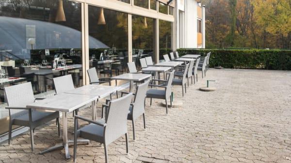 Terrasse - Restaurant Tennis Club de Champel - Genève