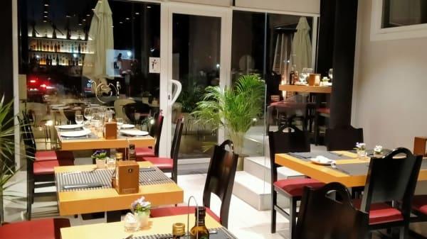 Vista de la sala - Sabores Coffee & Restaurant, Torremolinos