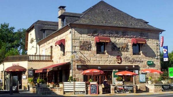 Vue de la facade - La Calèche, Varetz