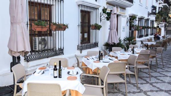Vista terraza - Casa Doña Jeronima, Estepona