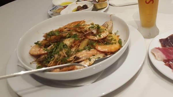 Sugestão do chef - Salinas Restaurante e Tapas, Alcácer do Sal