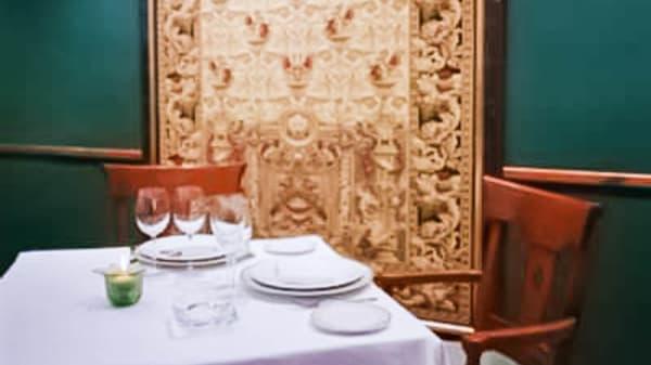 mesa - El Tinell de Calabuig, Ontinyent