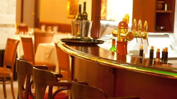 Le bar - Capriciosa, Strasbourg