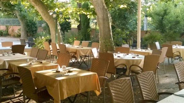 Terrasse - La Ferme, Avignon