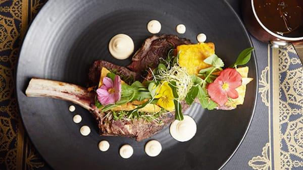 Nytårs menu - Restaurant Viande, Aalborg