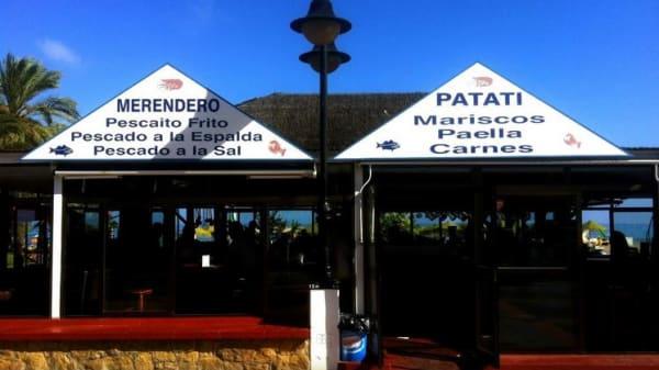Merendero El Patati - Merendero El Patati, Torremolinos