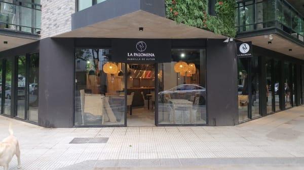 Frente - La Palomina (Cañitas), Autonomous City of Buenos Aires