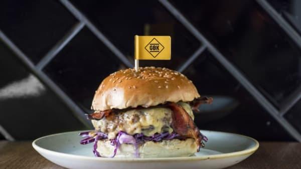 Chef's suggestion - GBK Resorts World Birmingham, Birmingham