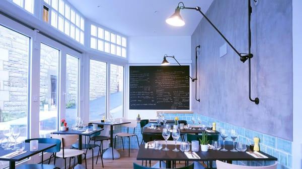 Vue de la salle - Chez Gaby, Biarritz