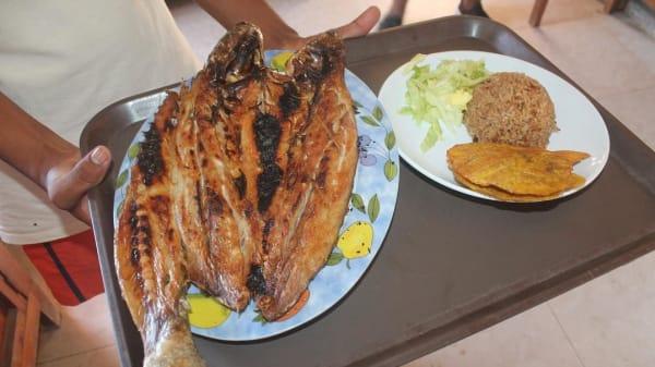 Sugerencia del chef - Playa Isaashi, Mayapo, Manaure