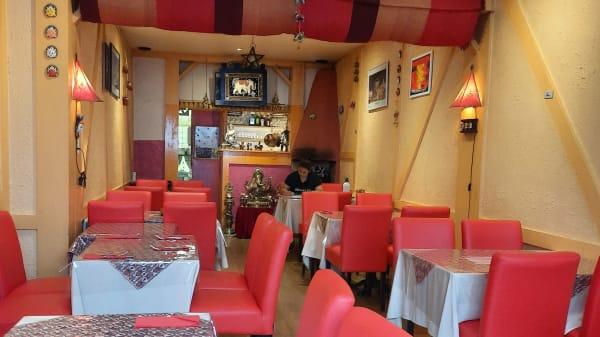 Vue de la salle - Kantipur Nepali Restaurant, Woluwé-Saint-Lambert