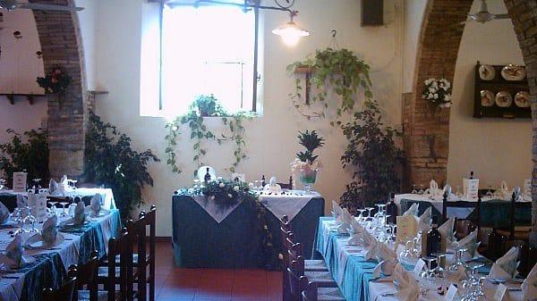 sala cerimonie - Hosteria Al Malandrone, Castellina Marittima
