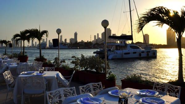 Club de Pesca, Cartagena de Indias