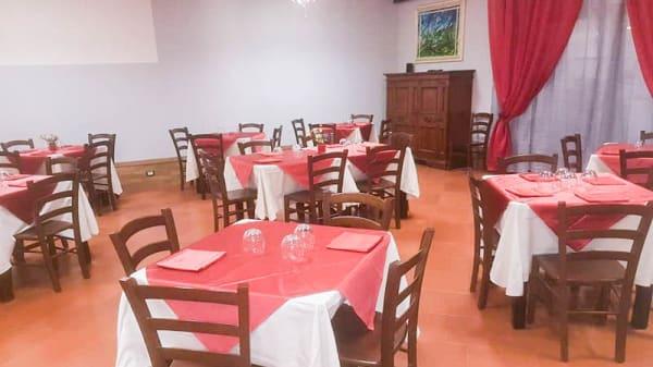 Vista sala - A' Pizzajola, Ardea