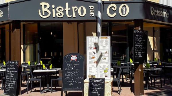 Terrasse - Bistro and Co, Argelès-sur-Mer
