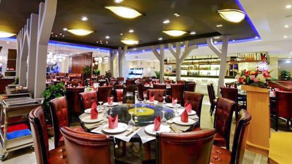 Sala do restaurante - Sea Palace, Lisboa