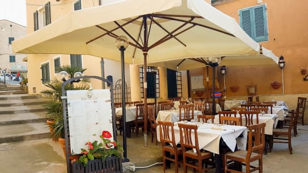 Terrazza - La Scalinata da Pasquale, Capoliveri